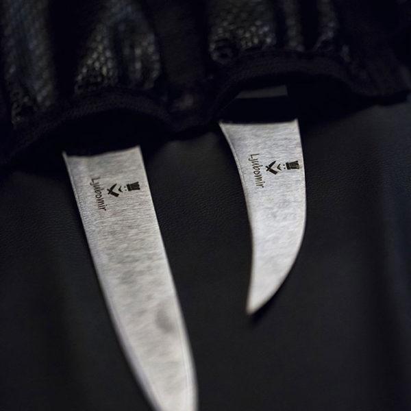 Estojo facas Ljubomir Stanisic X ICEL